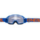 ONeal B-20 Goggle FLAT blue/orange-clear